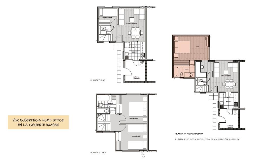 Barrio Nuevo Villaseca  Etapa 4- Casa Vendimia