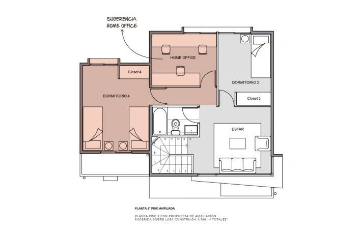 Condominio Altos del Monasterio - Casa San Francisco