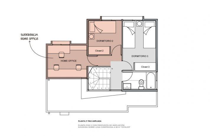 Condominio Altos del Monasterio - Casa San Lorenzo