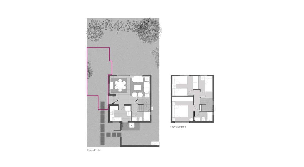 Condominio Nueva Colina - Casa Álamo