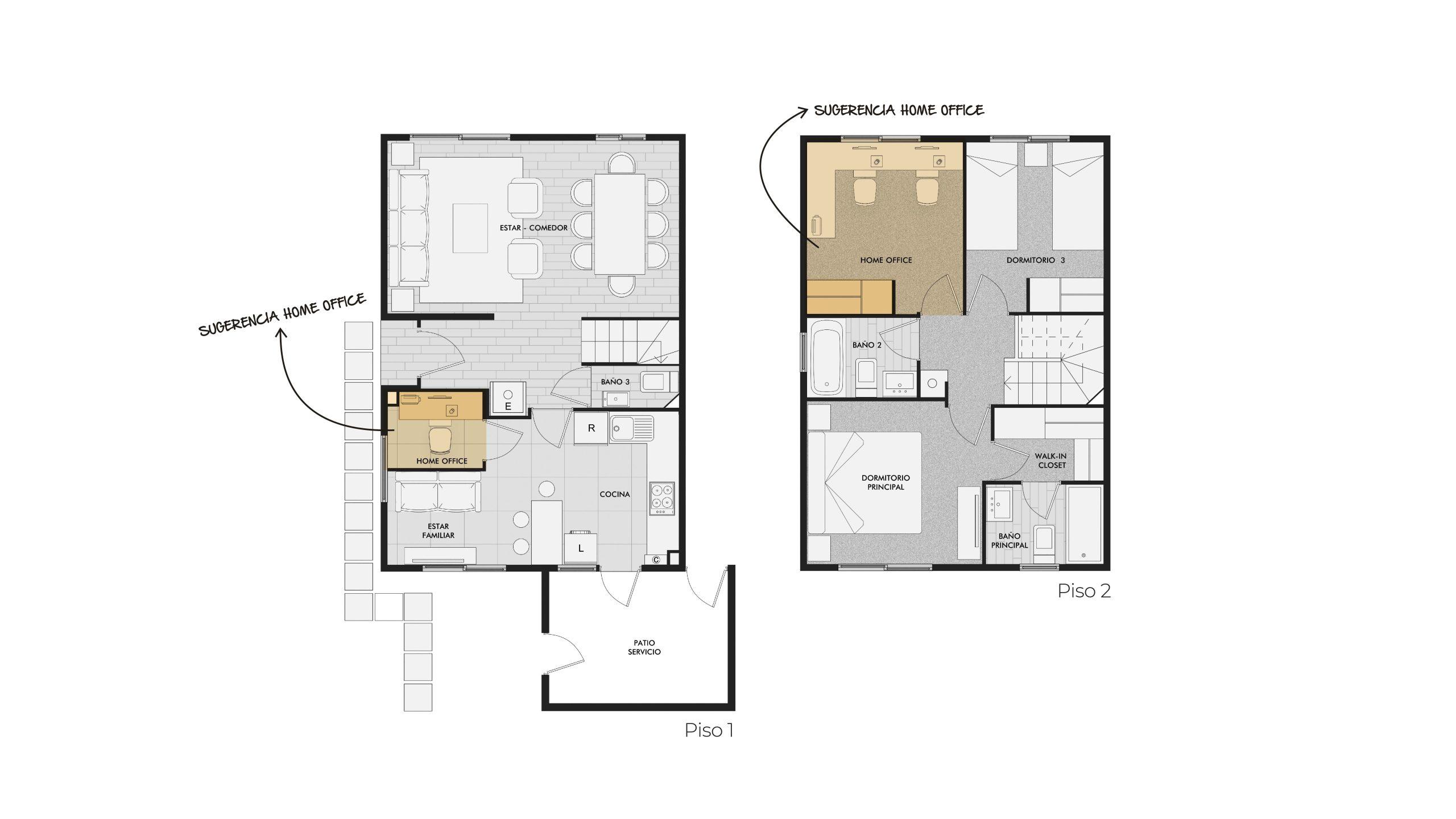 Condominio Aires del Sur - Casa Llanquihue