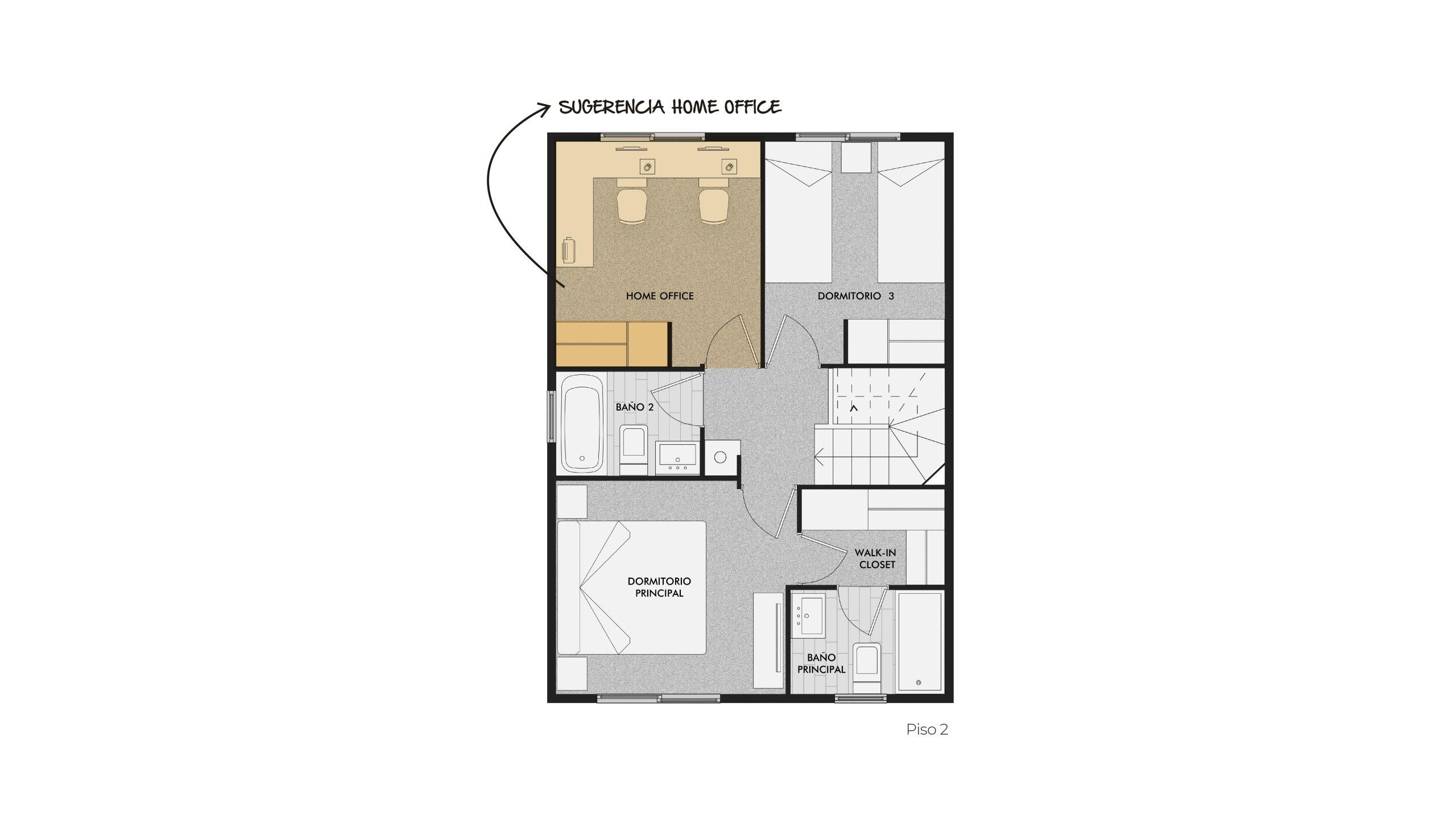 Condominio Aires del Sur - Casa Rupanco