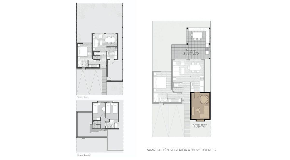 Condominio Los Castaños - Casa A