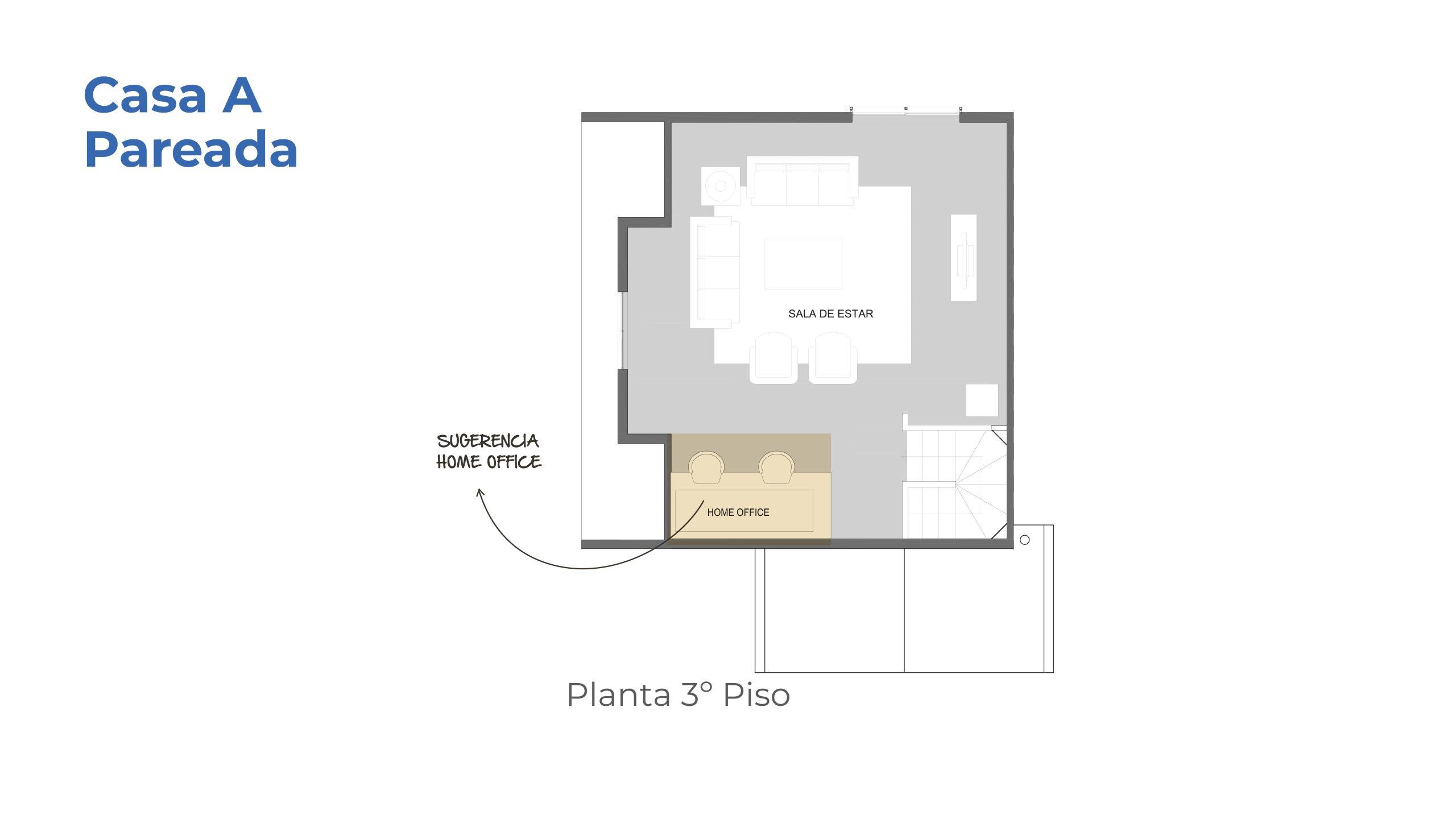 Entre Parques Etapa IV - Casa A - 137 y 144 mts