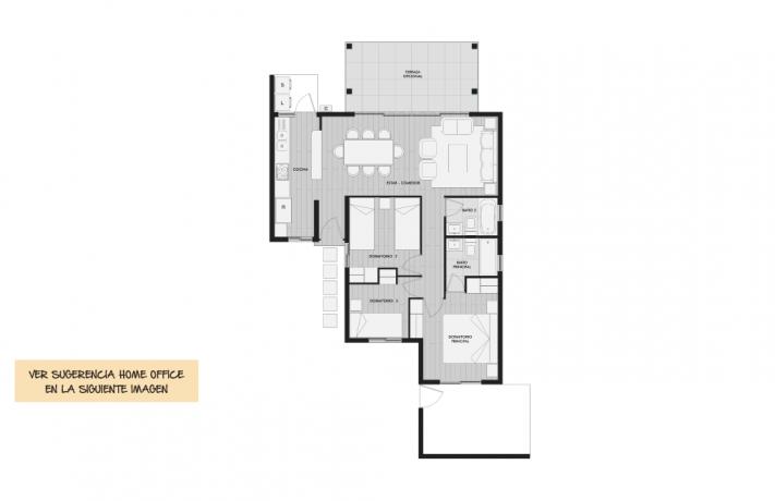 Nueva Arboleda - Casa A