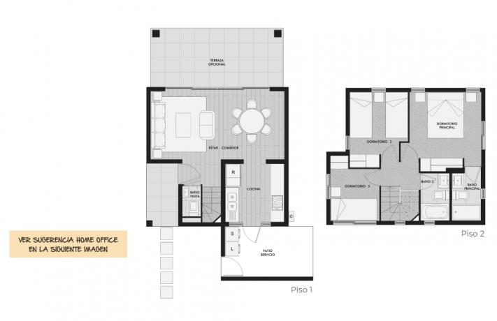 Nueva Arboleda - Casa B