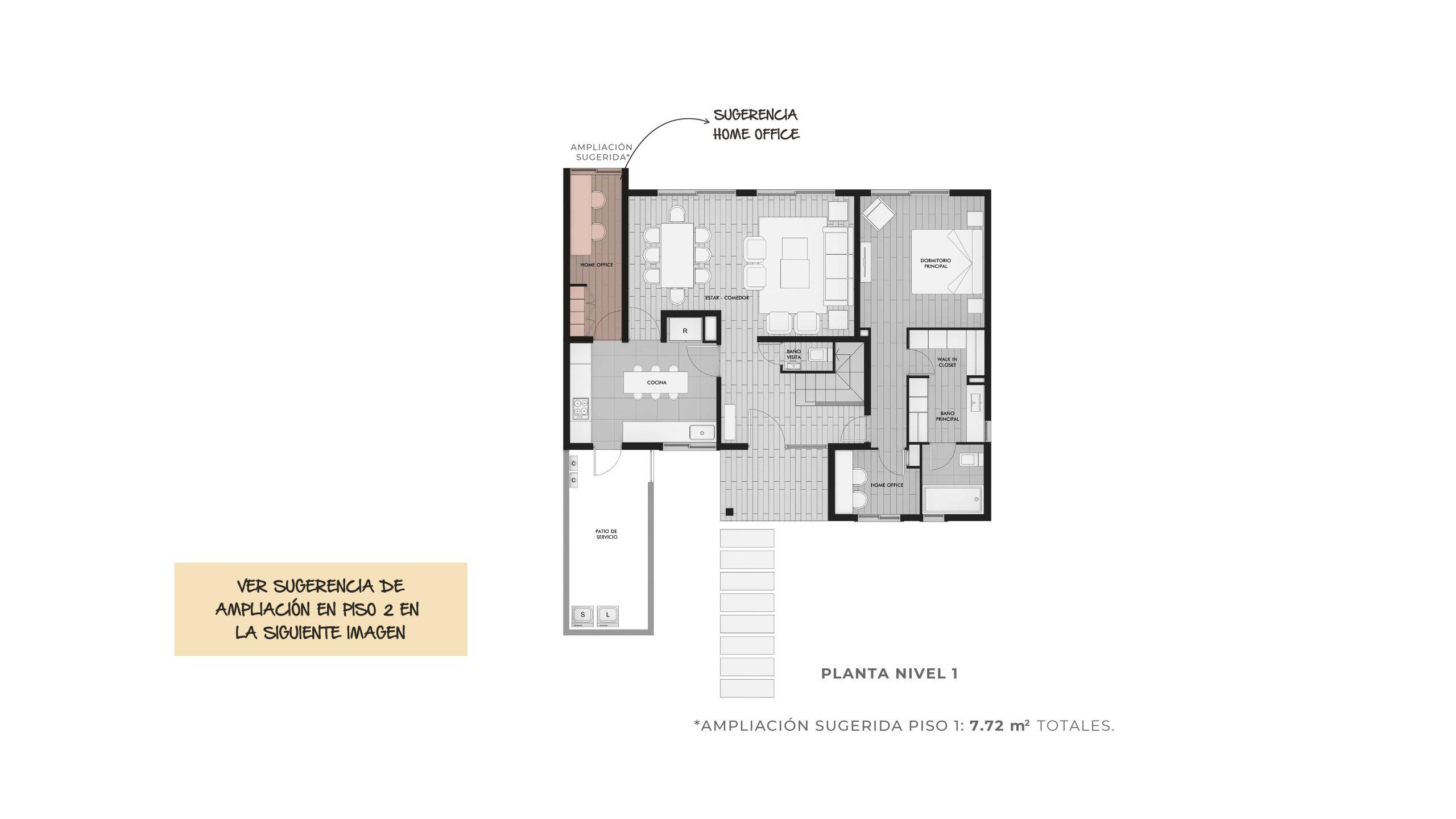 Las Calandrias Condominio Los Nidales - Casa Caburga