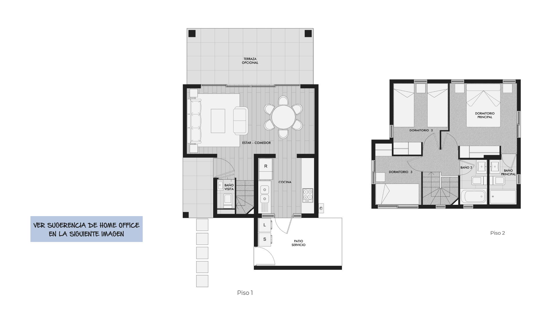 Condominio Nueva Arboleda II - Casa B