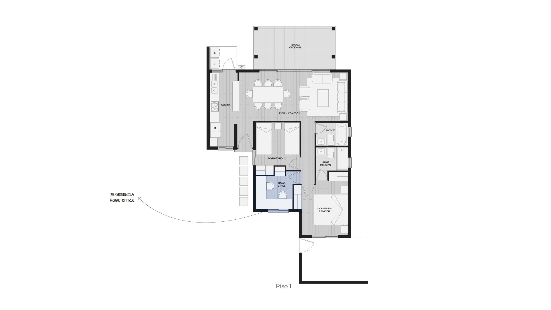 Condominio Nueva Arboleda II - Casa A